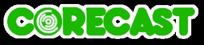 New Corecast logo