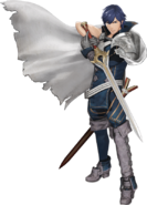 Chrom - Fire Emblem Warriors