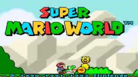 Super Mario World - Athletic (Euro-Tech Remix)