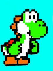 Yoshi 8-bit