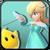 Rosalina and Luma CSS Icon