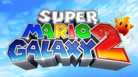 Starship Mario 1 - Super Mario Galaxy 2