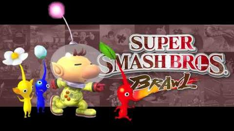 Stage Clear Title (Super Smash Bros