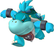 Ice bowser jr.