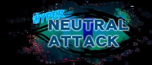 NeutralAttackVictory UntenForm