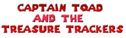 CaptainToadCartoonLogo