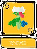 Roserade SSBR