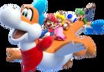 200px-Plessie Artwork - Super Mario 3D World