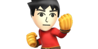 Mii Brawler (Super Smash Bros. Golden Eclipse)
