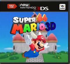 Super Mario 64 3D Boxart2