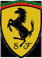 Ferrari F1 Logo