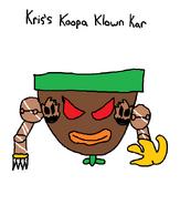 Kris'sKoopaKlownKarConcept