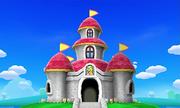Peach castle