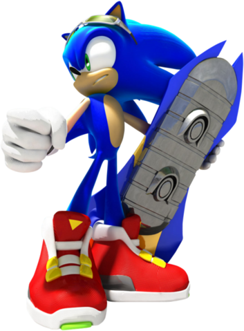 File:Sonic SR.png