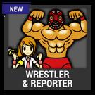 ACL -- Super Smash Bros. Switch assist box - Wrestler & Reporter
