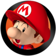 MHWii BabyMario icon