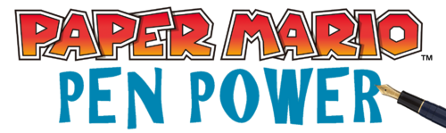 Papermariopenpower