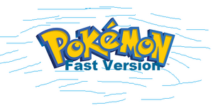 Pokemon Fast Logo