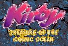 Kirby Treasure of the Cosmic Ocean Logo