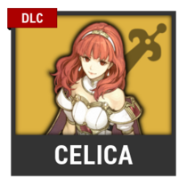 ACL -- Super Smash Bros. Switch character box - Celica