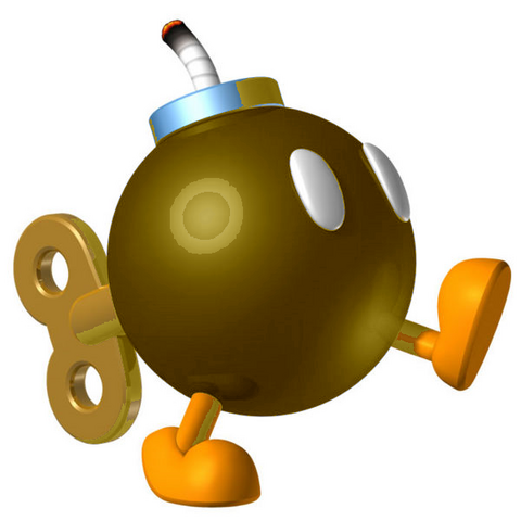File:Golden Bob-omb.png