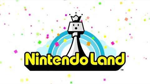 Mario Chase Stage 2 (Nintendo Land)