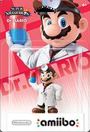 Amiibo - SSB - Dr. Mario - Box