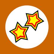Diddy kong kart flag by rafaelmartins-d4qezsr