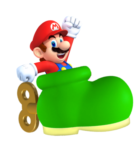 File:Shoe Mario 5Star.png