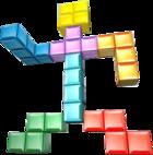 Tetrisman3D