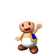 Bald-Toad