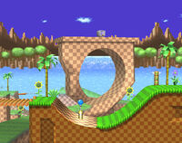Green Hill Zone SSBB