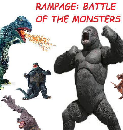 Rampage Battle of the Monsters