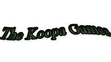 The Koopa Games LOGO