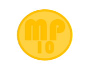 10-Worth Coin