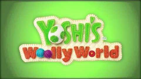 Yoshi Transformed (Yoshi's Woolly World)