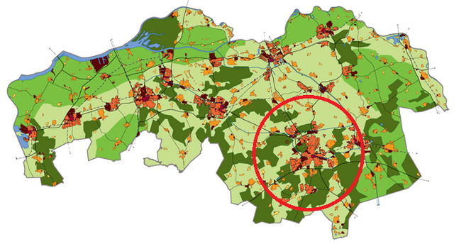 Fichier:Dutch map Brabant.png