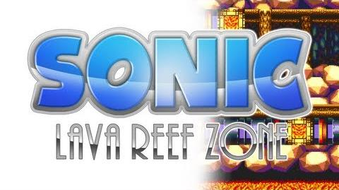 Lava Reef Zone (Modern mix)