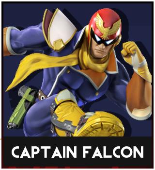 Captain FalconSSBV
