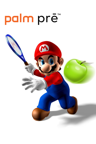 File:Mario the racket and the green apple.jpg