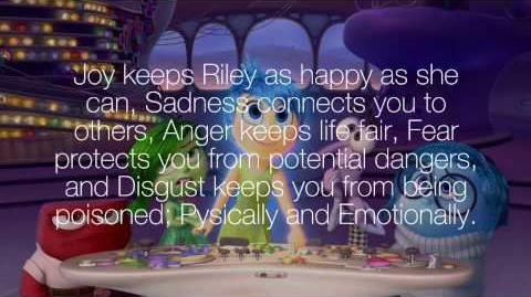 How 'Inside Out' Fits into The Pixar Theory