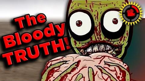 Film Theory The HORRIFIC Story of Salad Fingers