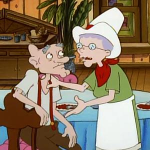 Arnolds Grandparents