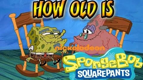 Cartoon Conspiracy Theory How Old Is A Spongebob Really?