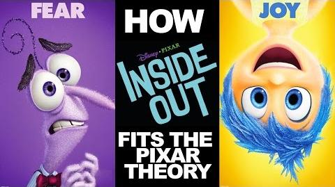 How Inside Out fits into The Pixar Theory