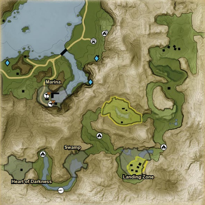 FC2 Detailed map BS-SE