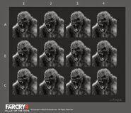 Far Cry 4 DLC Valley of the Yetis concept art by XuZhang (73)