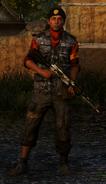 Royal Army Assaulter Commander