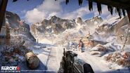 Far Cry 4 DLC Valley of the Yetis concept art by XuZhang (111)