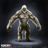 Far Cry 4 DLC Valley of the Yetis concept art by XuZhang (50)